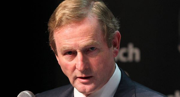 Enda Kenny: Gave the Dáil a clumsy historical overview of decades of authoritarian Ireland.