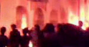 Libya Burning