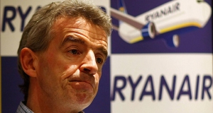 Ryanair might end up purchasing the State's Aer Lingus holding