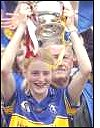 Joanne Ryan with ODuffy Cup
