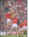 John Gardiner rises highest
