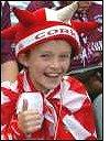 Cork fan Luke Leahy
