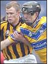 Tony Griffin and Tommy Walsh